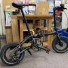 所有バイク8台目 DAHON K3Plus カスタム車両
