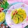 アボカドとパンチェッタの冷製レモンクリームパスタ