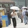 熊本県内各地で今年一番の暑さ 熱中症で搬送も