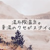 湯布院・日本三大薬湯の塚原温泉はマジで浸かっとけ。