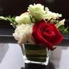 王道のお花を贈ることにしました。