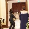【結婚式当日レポ6】挙式リハーサル・親族紹介