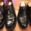 オールデン コードバン靴のシューケア用品、お手入れ、ついでにエイジングも!