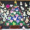 12月の壁飾り☆