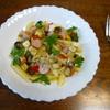 まだ続く、暑い季節におすすめ『夏野菜マリネ』で冷製パスタ②オイルソース
