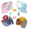 衣替えを英語で説明しよう!使えるオススメ英語フレーズ20選
