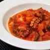 【圧力鍋】たこのトマト煮込みの作り方(レシピ)
