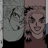 「鬼滅の刃」柱4人の手書きアニメを作ってみた