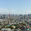 hatenaより『東京タワーと街並み』です🗼🌤