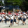 幼稚園年中の運動会が終わりましたぁ!!!!