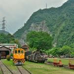 「車埕 しゃてい(Checheng)駅」へ~「集集線 」の終着駅、観光地化しているが昔のままの姿を残している。。。