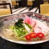 【金沢 ラーメン】「夏鯖(冷)」「鯖飯」Bran Zimuri (麺'sじむり)