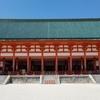 京都ぶらり 人気岡崎エリア 平安神宮