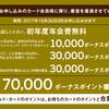 アメックス利用額ノルマ達成術(車検編)
