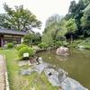 梅鯉庵の池(鳥取県鳥取)