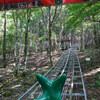 【徳島県】一周約65分全長4600m 奥祖谷観光周遊モノレールに乗る