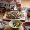蕎麦と山菜が美味しい! 黒沢の農家そば わたなべ 西会津町