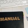 私が作った介護の仕事【マニュアル】大公開!介護へ転職の際,お役立ち情報