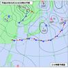 明日は西日本〜沖縄で短時間強雨に