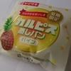 「カルピス」蒸しパン[パイン](ヤマザキ・山崎製パン)を食べました~【ゆる食レビュー28】