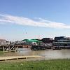 ヤンゴン川沿い「ストランド・ロード」@Yangon