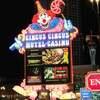 ラスベガスのホテル CIRCUS CIRCUS(サーカスサーカス)【アリゾナロードトリップ】