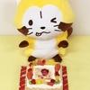 記念日はラスカルのピクトケーキ★思い出の写真もプリントできちゃう!