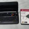 GPD WIN2 が我が家に略(2)GPD WIN2のSSDを換装&ファームウェア(リカバリイメージ)を使って初期化してみた