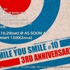 SMILE YOU SMILE #10 3rd Anniversary