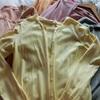 【ユニクロ UVカットスーピマコットン カーディガン】¥1,290!定番商品の綿100%の使い回し最適のカーディガン❤選べるカラー、柔らかしっとりで着心地良さ抜群♪