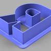 Fusion360で、簡単なクッキー型をモデリングする
