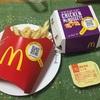 #1 マクドナルド  チキンマックナゲットタルタルソース、マックフライポテト