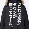 「ユニクロもGUもダウン祭り!」ユニクロ・GU新作&セールレビュー(18/11/30〜12/5)