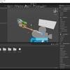 HoloLens2でホロモンアプリを作る その5(ObjectManipulatorとNavMeshAgentを切り替える)