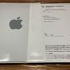 MacBook Proの修理完了