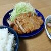 【トンテキ 昼ごはん】