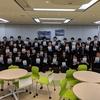 ★☆3年ぶり★☆岡山情報ビジネス学院の皆さんがFJCTに来社されました!