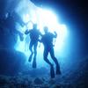 ♪青の洞窟でアドバンスドオープンウォーター♪〜沖縄ダイビングPADIアドバンス〜