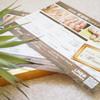 【サロンチラシ】料金表・メニュー表印刷事例(エステ・リラクゼーション・ネイルサロン)