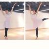 今日のバレエ美人塾レッスンは「眠れる森の美女」より花のワルツを踊りました