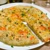 【レシピ】鮭とじゃがいものチーズガレット