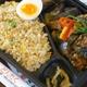 マーボー茄子弁当(炒飯)