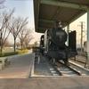 丸亀駅から四国鉄道発祥地 多度津駅へ、8620形蒸気機関車(ハチロク)、多度津港 ねこ島(佐柳島)へのフェリー乗船