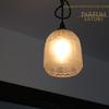 ガラスのペンダントシェード Lamp shade