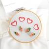 【Premiumシリーズ】とLittle and Prettyのビーズ刺繍工程(*^^*)