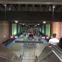 シカゴ・オヘア国際空港から地下鉄で市街地にアクセスする方法