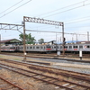 長野電鉄8500系T2編成鉄道むすめラッピング