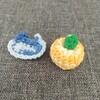 【かぎ針編み日記】猫のモチーフを編んでみる