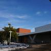 フレンドリーバスと福井県立図書館
