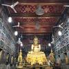 素敵なエメラルド寺院『ワット・パクナム』のもう一つの見どころ。
